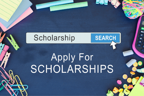 Apply for scholarships thumbnail