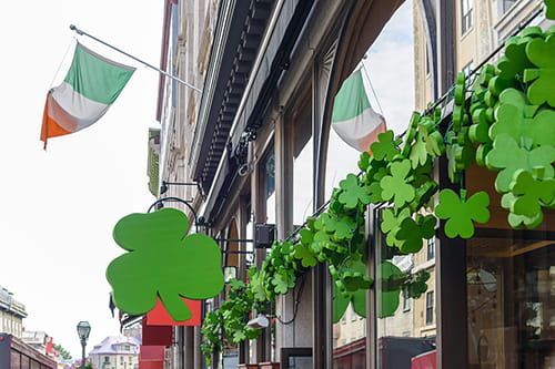 Ways to Stay Safe on St. Patrick's Day
